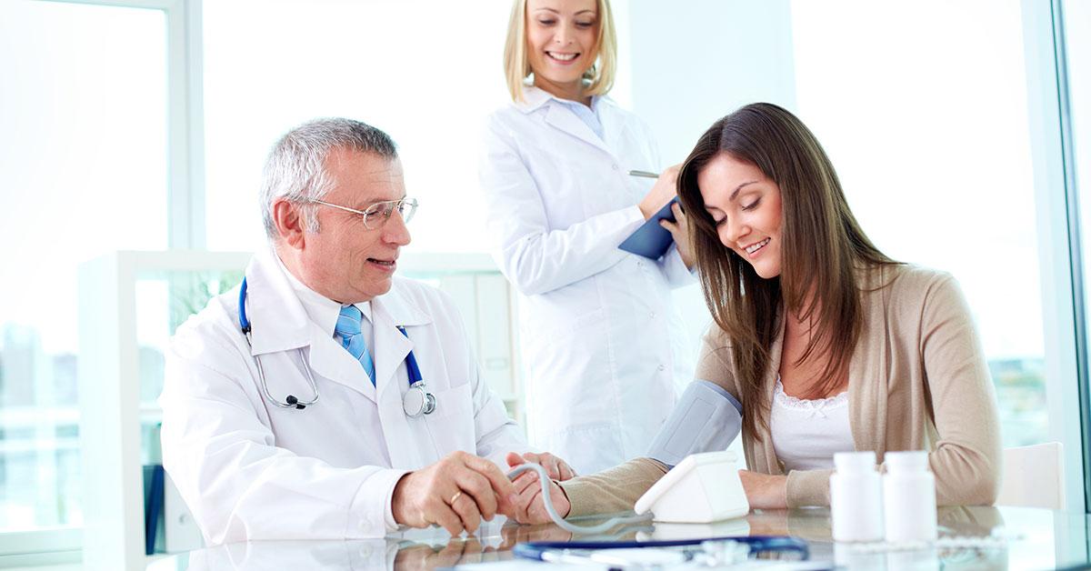 medical detox intake process